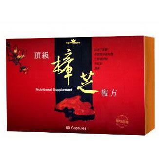 欣康喬-牛樟芝蟲草複方膠囊 60粒/盒