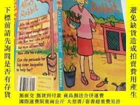 二手書博民逛書店Allies罕見rabbit :盟友兔子Y200392