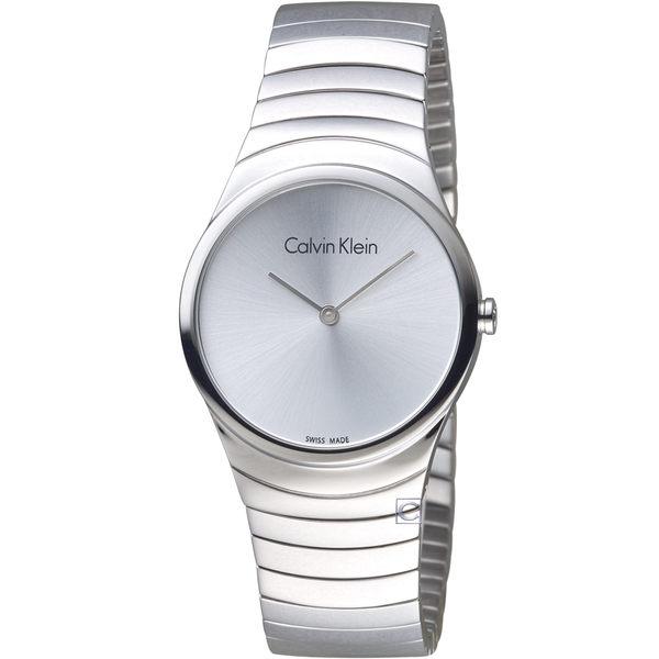 ck Calvin Klein 極簡石英錶 K8A23146