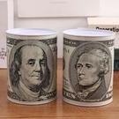 存錢罐創意只進不出儲錢罐不可取儲蓄罐【聚寶屋】
