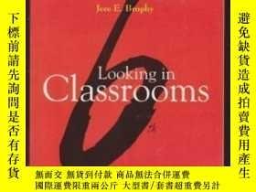 二手書博民逛書店Looking罕見In ClassroomsY307751 Thomas L. Good; Brophy Ad