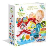 【Disney 迪士尼】米奇趣味滾球樂←顏色 形狀 配對 訓練 寶寶 專注力、邏輯 思維、手