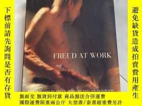 二手書博民逛書店Freud罕見at Work : In Conversation