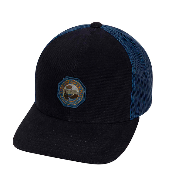 Hurley M PEND CRATER LAKE TRUCKER OBSIDIAN 棒球帽(男女)