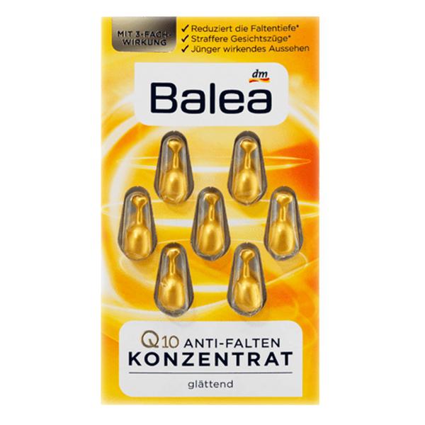 Balea Q10抗皺緊緻保濕精華膠囊 7顆入 Vivo薇朵