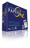 PAPER ONE 影印紙A4 80磅 500張入 已含稅【超取1包下單區】