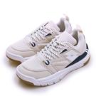 LIKA夢 LOTTO 經典厚底復古多功能運動鞋 SIRIUS 老爹鞋系列 奶茶藍 1221 女
