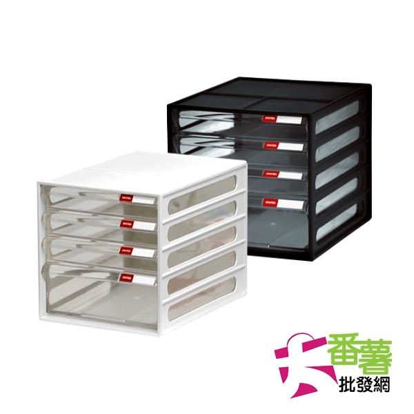 【台灣製】樹德 DD-113桌上型A4資料文件收納櫃 [33-1] - 大番薯批發網