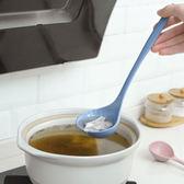 ✭慢思行✭【N411】環保小麥湯勺(大) 家用 長柄 短柄 盛粥勺  稀飯 勺子 盛湯 攪拌 調羹 烹飪