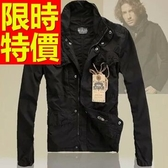 軍裝外套-流行時尚短款男外套62o2【巴黎精品】