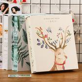 相冊本照片拍立得收納插頁式家庭紀念冊盒裝【聚寶屋】