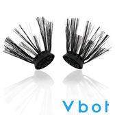 Vbot i6 / R8 / M270 掃地機器人 掃地機 原廠專用 黑色刷頭(4入)