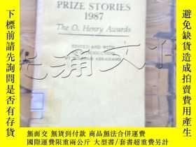 二手書博民逛書店Prize罕見Stories 1987Y252403 Willi