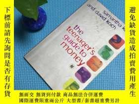 二手書博民逛書店the罕見teenager s guide to money 青少年理財指南Y205819