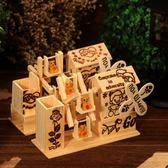 【中秋好康下殺】創意擺件木質工藝擺件生日禮物風車音樂盒 創意木質音樂盒 發條式八音盒
