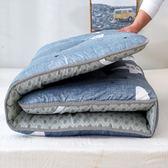 加厚榻榻床墊學生宿舍單人床褥雙人墊可折疊海綿墊 LannaS