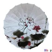 【貝貝】油紙傘 舞蹈 走秀 布展 裝修 吊頂 復古 工藝油紙傘 綢布傘