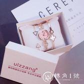 手表女韓版簡約潮流學生生日禮物送女生手鏈式小清新大氣