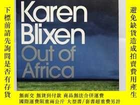 二手書博民逛書店Out罕見of Africa (Modern Library 1