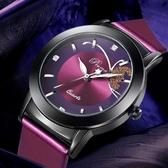 大紅大紫夜光手錶女時尚石英錶女錶