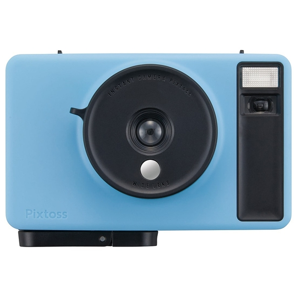 特價 Pixtoss 拍立得相機(藍)_TP14104