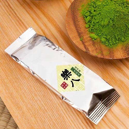 【幸福抹茶運動】6號茶樂八-福岡八女抹茶 (30g 鋁箔裝)/茶道級/無添加糖及綠茶粉/100%純抹茶