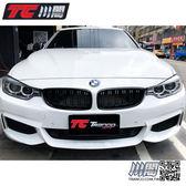 BMW F32 F33 F36 水箱罩 雙槓亮黑 鼻頭 現貨供應 TRANCO 川閣