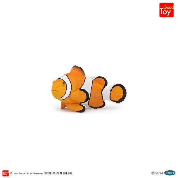 【Good Toy】法國 PAPO 56023 海洋生物 小丑魚 Clownfish