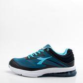 DIADORA  女_氣墊慢跑鞋-藍 DA8AWR6666