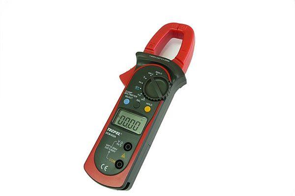 TECPEL 泰菱》DCM-033A 交直流 頻率 鉤表 鉤錶 勾表 溫度 勾表 電流 電壓