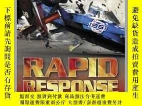 二手書博民逛書店Rapid罕見Response: My Inside Story as a Motor Racing Life-S