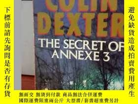 二手書博民逛書店THE罕見SECRET OF ANNEXE 3Y190535 C