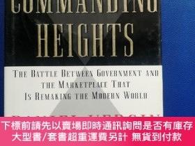 二手書博民逛書店THE罕見COMMANDING HEIGTS (The Battle Government and the Mar