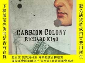 二手書博民逛書店Carrion罕見Colony by Richard King