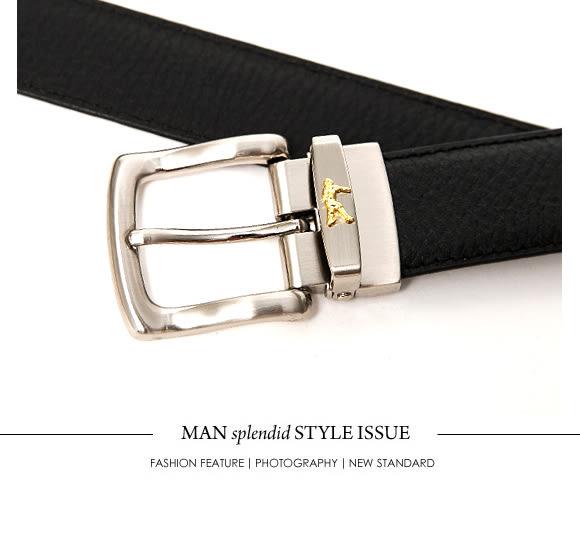 SWORD PLAYER - 莎普爾時尚米蘭雙皮帶禮盒組