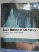 【書寶二手書T4/大學商學_PDF】Basic Business Statistics:Concepts and App