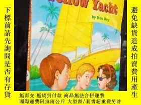 二手書博民逛書店AtoZMysTeries罕見The Yellow Yacht.