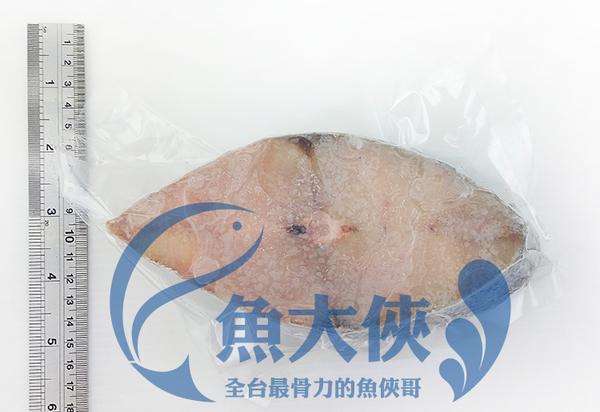 1G1B【魚大俠】FH048厚切土魠魚片(300g/片)