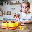 便當盒 飯盒兒童日式便當盒微波爐加熱午餐...