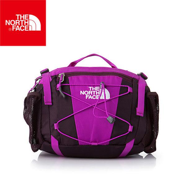 The North Face A94T-E3Y 紫/巴洛克紫 TNF 4L 戶外多用途腰包/旅行背包/輕量旅行包/休閒腰包/旅行臀包