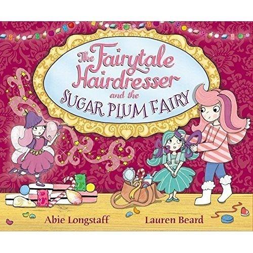 【童話國的髮型師】FAIRYTALE HAIRDRESSER AND THE SUGAR PLUM FAIRY / 英文繪本《主題: 傳統故事》