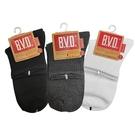 BVD 1/2中性休閒襪B221(1雙入...