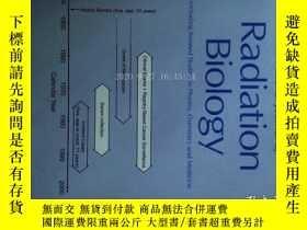 二手書博民逛書店International罕見Journal of Radiation Biology 02 2018 國際輻射生