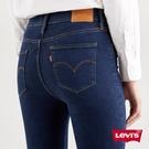 Levis 女款 720 高腰超緊身窄管 / 超彈力牛仔褲 / 天絲棉 / 靛藍