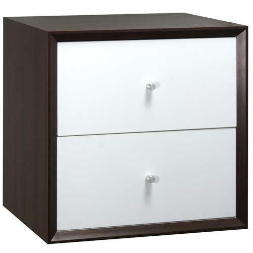 【藝匠】魔術方塊大雙抽櫃收納櫃 家具 組合櫃 廚具 收藏 置物櫃 櫃子 小櫃子