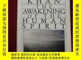 二手書博民逛書店THE罕見AWAKENING OF THE HUMAN SPIRITY367679 HAZRAT INAYAT