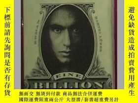 二手書博民逛書店德語原版罕見Eine Billion Dollar by And