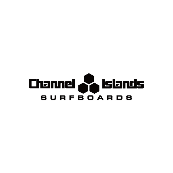 "Channel Islands|衝浪配件 CI HX CRDLB LEASH CLF 9'0"" BLACK 腳繩 9呎 - (黑)"
