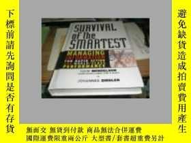 二手書博民逛書店Survival罕見of the Smartest【T】Y638