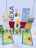 小貓咪手機支架桌面可愛卡通創意平板ipad懶人支撐架看電視手機座 春生雜貨